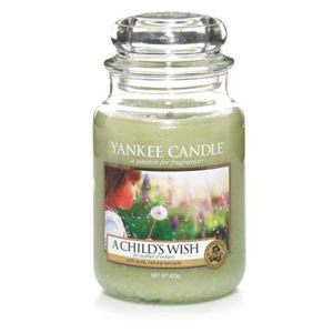 A Child's Wish SŁOIK DUŻY Yankee Candle