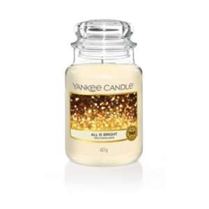 All is Bright - SŁOIK DUŻY Yankee Candle