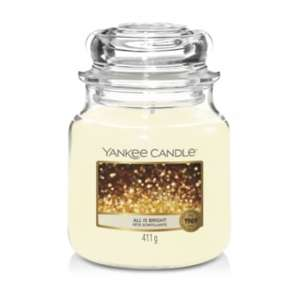 All is Bright - SŁOIK ŚREDNI Yankee Candle