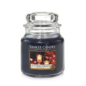 Autumn Night - SŁOIK ŚREDNI Yankee Candle