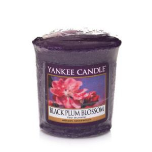 BLACK PLUM BLOSSOM - SAMPLER Yankee Candle
