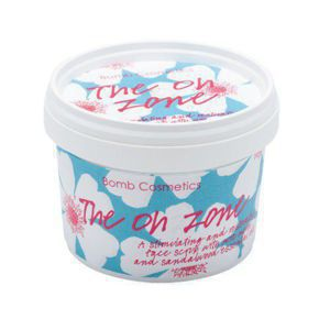 BOMB COSMETICS Peeling do twarzy The Oh! Zone