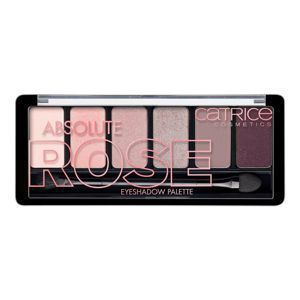CATRICE ABSOLUTE ROSE Paleta 6 cieni do oczu