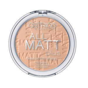CATRICE All Matt Plus Puder Matujący 025 Sand Beige