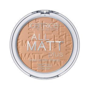 CATRICE All Matt Plus Puder Matujący 030 Warm Beige