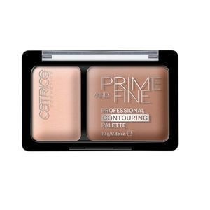 CATRICE Paleta do konturowania Prime and Fine 010 Ashy Radiance