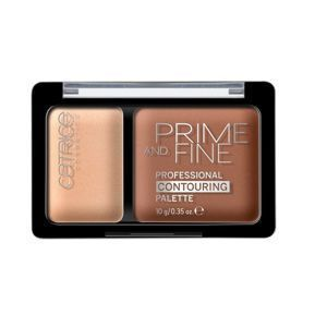 CATRICE Paleta do konturowania Prime and Fine 020 Warm Harmony