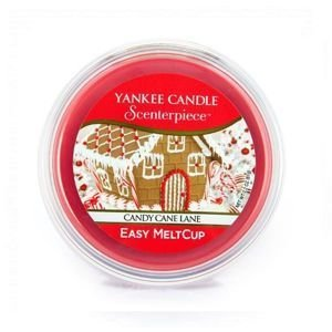 Candy Cane Lane WOSK SCENTERPIECE Yankee Candle