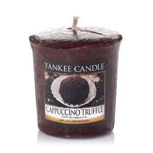 Cappuccino Truffle - SAMPLER Yankee Candle