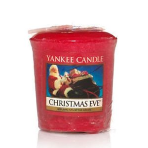 Christmas Eve - SAMPLER Yankee Candle