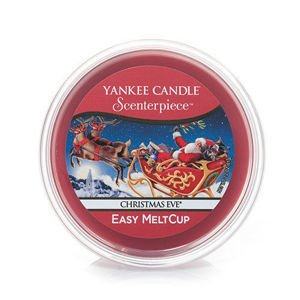 Christmas Eve WOSK SCENTERPIECE Yankee Candle