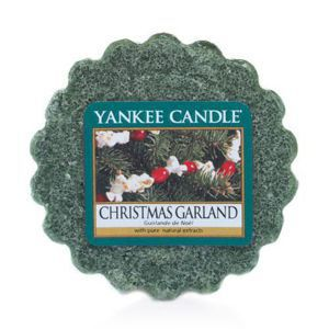 Christmas Garland - WOSK Yankee Candle