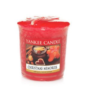 Christmas Memories - SAMPLER Yankee Candle