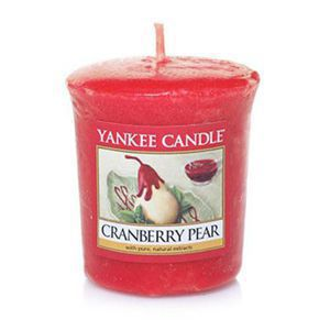 Cranberry Pear - SAMPLER Yankee Candle
