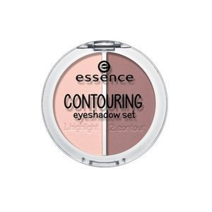 ESSENCE - Cień do powiek CONTOURING EYESHADOW SET 01 mauve meets marshmallows