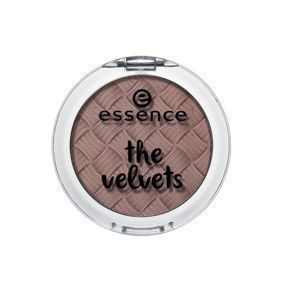 ESSENCE - Cień do powiek THE VELVETS 05 taupe secret