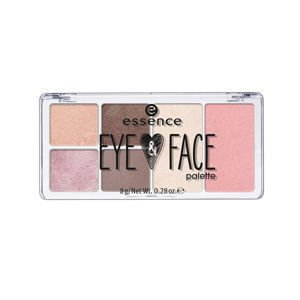 ESSENCE Paleta EYE&FACE 01 glow for it