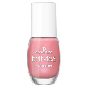 ESSENCE brit-tea LAKIER DO PAZNOKCI 03 pink to go