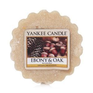 Ebony & Oak - WOSK Yankee Candle