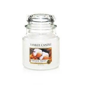 Fireside Treats - SŁOIK ŚREDNI Yankee Candle