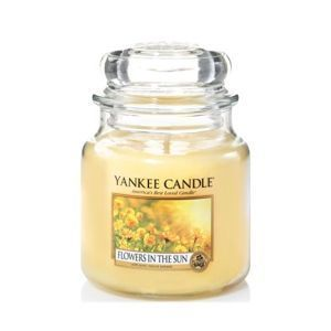 Flowers in the Sun - SŁOIK ŚREDNI Yankee Candle