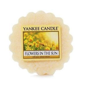 Flowers in the Sun - WOSK Yankee Candle