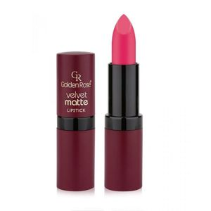 GOLDEN ROSE - Velvet Matte Lipstick - Matowa pomadka do ust 04