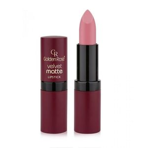 GOLDEN ROSE - Velvet Matte Lipstick - Matowa pomadka do ust 07