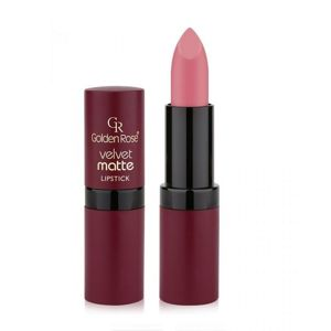 GOLDEN ROSE - Velvet Matte Lipstick - Matowa pomadka do ust 10