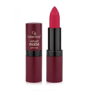 GOLDEN ROSE - Velvet Matte Lipstick - Matowa pomadka do ust 17