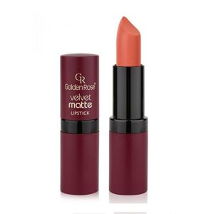 GOLDEN ROSE - Velvet Matte Lipstick - Matowa pomadka do ust 21