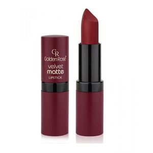 GOLDEN ROSE - Velvet Matte Lipstick - Matowa pomadka do ust 25