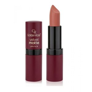 GOLDEN ROSE - Velvet Matte Lipstick - Matowa pomadka do ust 27