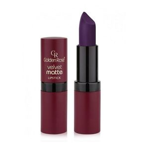 GOLDEN ROSE - Velvet Matte Lipstick - Matowa pomadka do ust 28