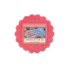 Garden by the sea - WOSK Yankee Candle
