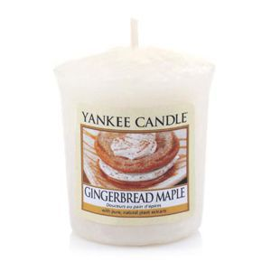 Gingerbread Maple - SAMPLER Yankee Candle