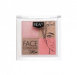HEAN Paleta do konturowania FACE CONTOUR Mix