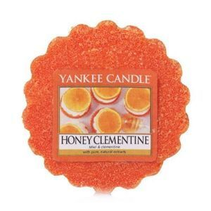 Honey Clementine - WOSK Yankee Candle