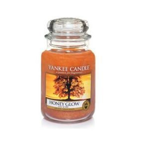 Honey Glow - SŁOIK DUŻY Yankee Candle