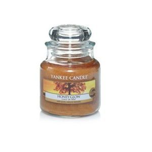Honey Glow - SŁOIK MAŁY Yankee Candle