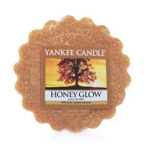 Honey Glow - WOSK Yankee Candle