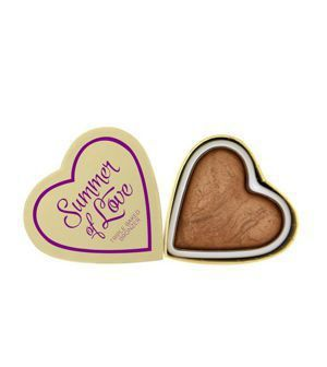 I Heart Makeup WYPIEKANY BRONZER Love Hot Summer