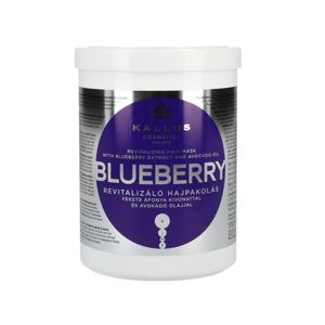 KALLOS KJMN Blueberry Maska do włosów 1000 ml