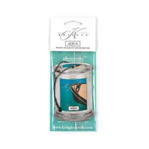 KRINGLE CANDLE Air Freshner AQUA
