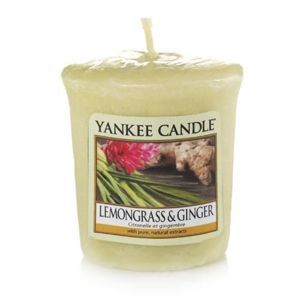 Lemongrass & Ginger - SAMPLER Yankee Candle
