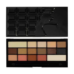 MAKEUP REVOLUTION Chocolate Vice Paleta 16 cieni