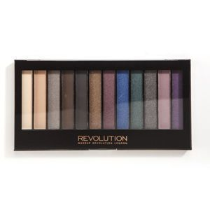 MAKEUP REVOLUTION HOT SMOKED Paleta cieni