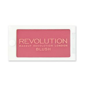 MAKEUP REVOLUTION Powder Blush Róż do policzków HOT