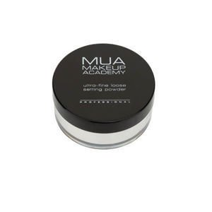 MUA Ultra-fine Loose Setting Powder - puder sypki