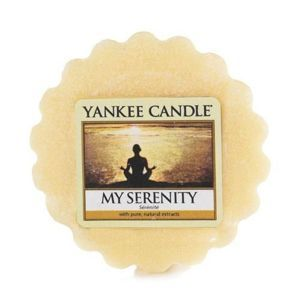 My Serenity - WOSK Yankee Candle